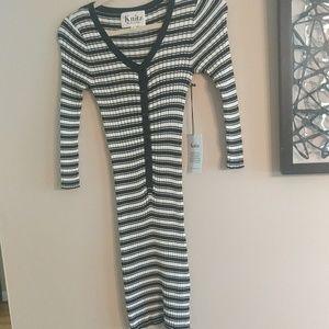 Brand New For Love & Lemons Knitz dress